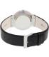 Skagen Men's Ancher SKW6024 Black Leather Quartz Watch - Back Image Swatch