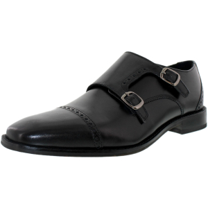 Florsheim Men's Castellano Monk Ankle-High Leather Oxford Shoe