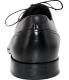 Florsheim Men's Jet Cap Ox Ankle-High Leather Oxford Shoe - Back Image Swatch