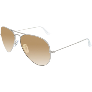 Open Box Ray-Ban Men's Aviator Sunglasses