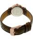 Daniel Wellington Women's Classy Bristol 0903DW Brown Leather Quartz Watch - Back Image Swatch