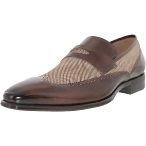 Mezlan Men's Balada Ankle-High Leather Oxford Shoe