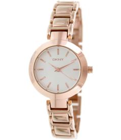 Dkny Women's Stanhope NY8833 Silver Stainless-Steel Analog Quartz Watch