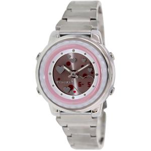 Casio Women's LAW25D-4AV Silver Stainless-Steel Quartz Watch