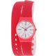 Swatch Women's Originals LZ112 Pink Rubber Swiss Quartz Watch - Main Image Swatch