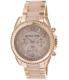 Michael Kors Women's Blair MK5943 Rose-Gold Stainless-Steel Quartz Watch - Main Image Swatch
