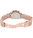 Michael Kors Women's Blair MK5943 Rose-Gold Stainless-Steel Quartz Watch - Back Image Swatch