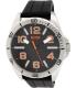 Hugo Boss Men's 1512943 Black Silicone Analog Quartz Watch - Main Image Swatch