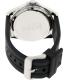 Hugo Boss Men's 1512943 Black Silicone Analog Quartz Watch - Back Image Swatch