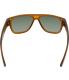 Oakley Men's Breadbox OO9199-07 Brown Square Sunglasses - Back Image Swatch