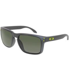 Oakley Men's Holbrook OO9102-38 Grey Rectangle Sunglasses