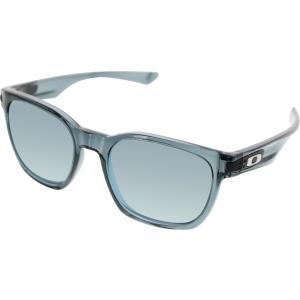 Oakley Men's Mirrored Garage Rock OO9175-23 Green Square Sunglasses