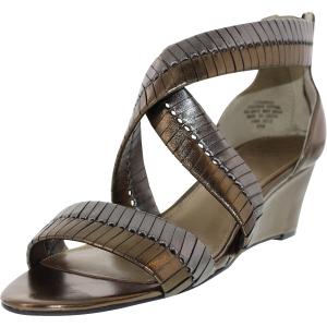 Circa Joan & David Women's Sardia Ankle-High Leather Sandal