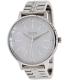 Nixon Women's Kensington A099710 Silver Stainless-Steel Quartz Watch - Main Image Swatch