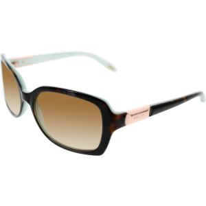 Ralph Lauren Women's  RA5130-601/13-58 Tortoiseshell Rectangle Sunglasses
