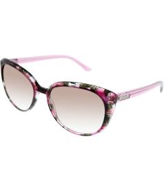 Ralph Lauren Women's  RA5161-11548H-57 Purple Cat Eye Sunglasses