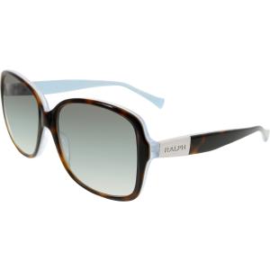 Ralph Lauren Women's Gradient  RA5165-601/11-57 Tortoiseshell Butterfly Sunglasses