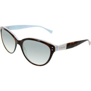 Ralph Lauren Women's Gradient  RA5168-601/11-58 Tortoiseshell Butterfly Sunglasses