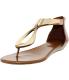 Open Box BCBGeneration Women's Anais Sandals - 8.5M - Main Image Swatch