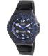 Casio Men's MRWS300HB-8BV Black Nylon Analog Quartz Watch - Main Image Swatch