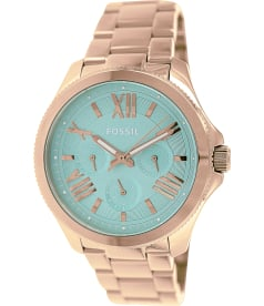 Fossil Women's Cecile AM4540 Rose-Gold Stainless-Steel Analog Quartz Watch
