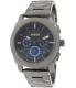 Fossil Men's Machine FS4931 Grey Stainless-Steel Quartz Watch - Main Image Swatch