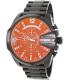 Diesel Men's Mega Chief DZ4318 Black Stainless-Steel Automatic Watch - Main Image Swatch