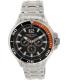 Nautica Men's Nst 02 N22617G Silver Stainless-Steel Quartz Watch - Main Image Swatch