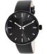 Vestal Men's Roosevelt ROS3L002 Black Leather Analog Quartz Watch - Main Image Swatch