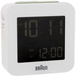 Braun Men's  Clock BNC008WH-RC