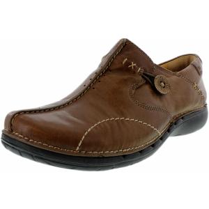 Clarks Women's Un.Loop Ankle-High Leather Flat Shoe