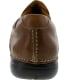 Clarks Women's Un.Loop Ankle-High Leather Flat Shoe - Back Image Swatch