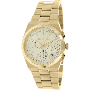 Michael Kors Women's Channing MK5926 Gold Stainless-Steel Quartz Watch