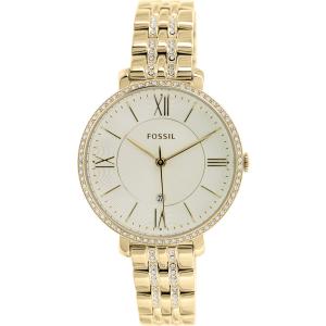 Fossil Women's Jacqueline ES3547 Gold Stainless-Steel Quartz Watch