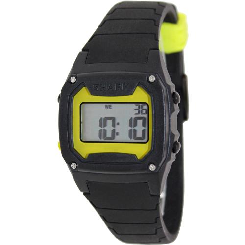 Freestyle Men's Shark Classic 102279 Black Silicone Quartz Watch