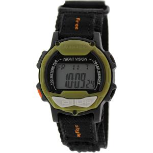 Freestyle Men's Predator 103317 Black Cloth Quartz Watch