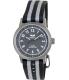 Vestal Men's Alpha Bravo Zulu ABZ3C02 Black Nylon Analog Quartz Watch - Main Image Swatch