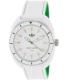 Adidas Men's Santiago ADH2931 White Leather Quartz Watch - Main Image Swatch