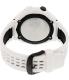 Adidas Men's Adipower ADP3128 White Rubber Quartz Watch - Back Image Swatch