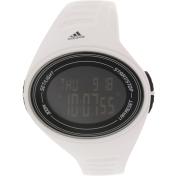 Adidas Men's Adizero ADP6107 White Rubber Quartz Watch