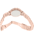 Fossil Women's Jacqueline ES3546 Rose-Gold Stainless-Steel Quartz Watch - Back Image Swatch
