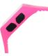Vestal Women's Helm HLMDP07 Pink Rubber Quartz Watch - Side Image Swatch