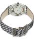Swatch Women's Skin SFM127 Grey Leather Swiss Quartz Watch - Back Image Swatch