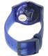 Swatch Men's Originals SUON105 Blue Silicone Swiss Quartz Watch - Back Image Swatch