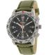 Timex Men's Intelligent Quartz T2P286 Black Nylon Quartz Watch - Main Image Swatch
