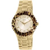 Guess Women's U0404L1 Gold Stainless-Steel Quartz Watch