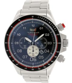Vestal Men's Zr-3 ZR3027 Silver Stainless-Steel Quartz Watch
