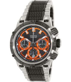Festina Men's Chrono Bike F16775/6 Black Rubber Quartz Watch