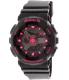 Casio Women's Baby-G BA111-1A Black Plastic Quartz Watch - Main Image Swatch