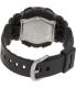 Casio Women's Baby-G BA111-1A Black Plastic Quartz Watch - Back Image Swatch